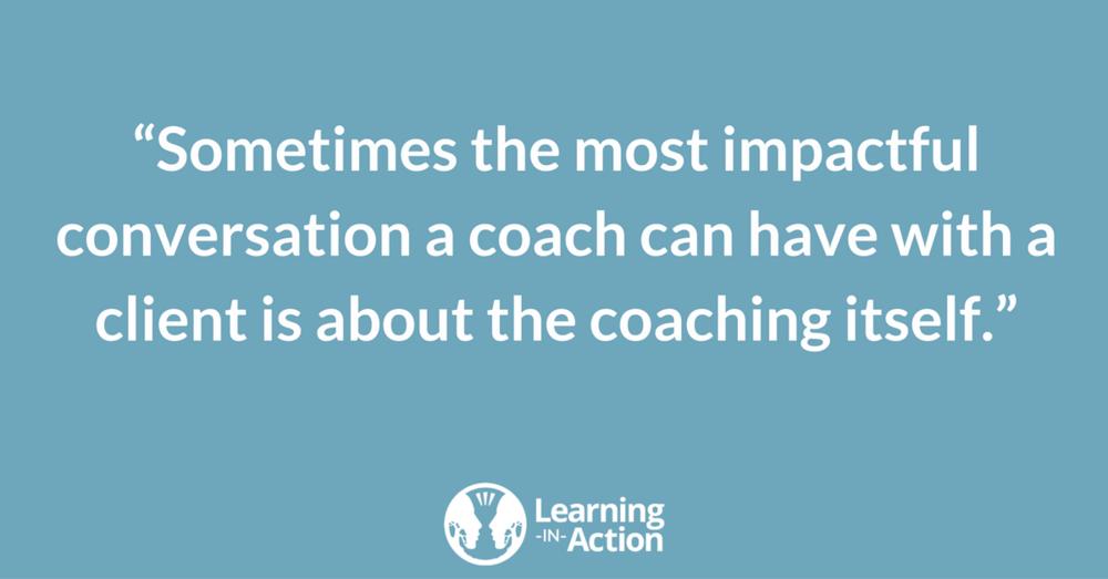 coaching tool